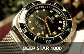 DEEP STAR 1000 SWISS - AUTOMATIC