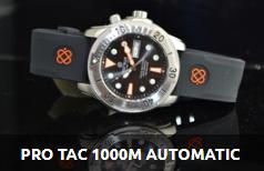 PRO TAC 1000M AUTOMATIC DIVER