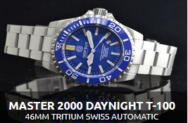 MASTER 2000 SWISS AUTOMATIC DIVER
