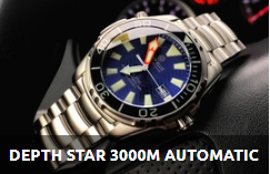 DEPTH STAR 3000M AUTOMATIC