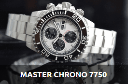MASTER CHRONO 7750 AUTOMATIC