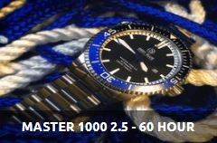 MASTER 1000 2.5 - 60 HOUR - AUTOMATIC