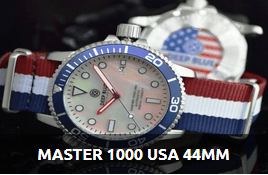 MASTER 1000 USA AUTOMATIC DIVER