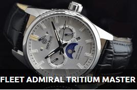 FLEET ADMIRAL TRITIUM MASTER AUTOMATIC