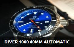 DIVER 1000 40 MM AUTOMATIC
