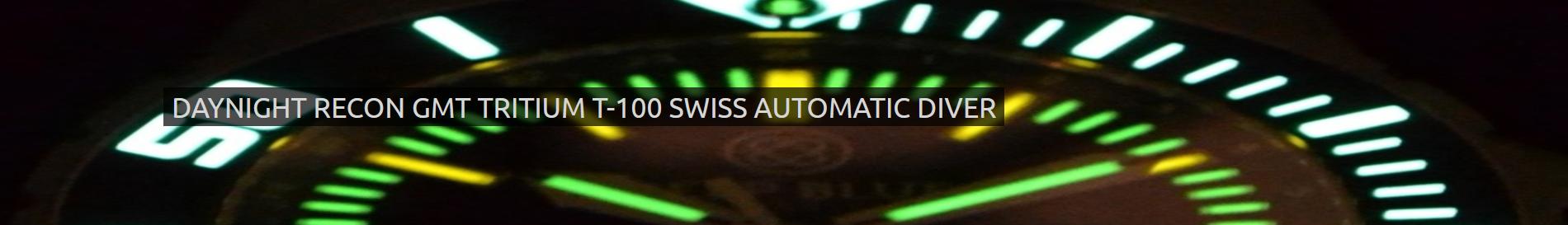 DAYNIGHT-RECON-GMT-TRITIUM-T-100-SWISS-AUTOMATIC-DIVER
