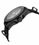 DEFENDER 1000 44MM AUTOMATIC PVD CASE BLACK DIAL_