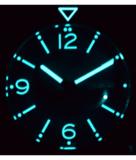 DEFENDER 1000 44MM AUTOMATIC PVD CASE BLUE MATTE DIAL_