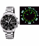 DAYNIGHT RECON7750 VALJOUX TRITIUM T-100 BLACK_
