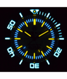 DAYNIGHT RECON GMT 2893 SWISS AUTOMATIC TRITIUM T-100 WHITE_