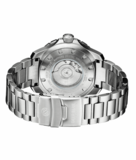 DAYNIGHT RECON GMT 2893 SWISS AUTOMATIC TRITIUM T-100 LIGHT BLUE DIAL_