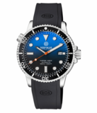 MASTER 1000 II 44MM AUTOMATIC DIVER BLACK CERAMIC BEZEL - BLACK/BLUE GRADIENT DIAL_