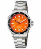 MASTER 1000 II 44MM AUTOMATIC DIVER BLACK CERAMIC BEZEL -ORANGE SUNRAY DIAL_