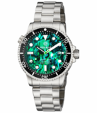 MASTER 1000 II 44MM AUTOMATIC DIVER BLACK CERAMIC BEZEL -GREEN ABALONE DIAL_