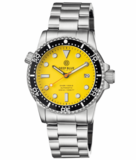 DIVER 1000 II 40MM AUTOMATIC DIVER BLACK CERAMIC BEZEL YELLOW MATTE DIAL_