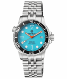 DIVER 1000 AUTOMATIC DIVER BLUE BEZEL – BLUE FULL LUMINOUS DIAL_