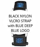 DIVER 1000 AUTOMATIC DIVER BLUE BEZEL – BLUE FULL LUMINOUS DIAL_
