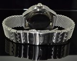 22, 24, 26mm Mesh Link Bracelet_
