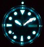 DEEP BLUE PRO SEA DIVER 1000M BRACELET YELLOW - AUTOMATIC_