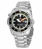 SEA QUEST 42MM 1500M AUTOMATIC DIVER BLACK_