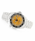 SEA QUEST 42MM 1500M AUTOMATIC DIVER YELLOW_
