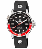 MASTER 1000 AUTOMATIC DIVER BLACK/RED BEZEL -BLACK DIAL_