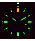 DAYNIGHT TRITDIVER T-100 AUTOMATIC BLACK BEZEL- BLACK DIAL_