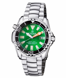 DEPTH STAR 3000 GREEN 45mm AUTOMATIC_