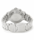 SunDiver 2 Automatic Silver Bezel White Dial_