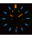 FLEET ADMIRAL 5 STAR – MASTER CALENDAR TRITIUM TUBES – ROSE GOLD CASE – BLACK DIAL_
