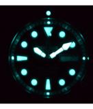 PRO TAC DIVER 1000M AUTOMATIC BLACK BEZEL BLACK DIAL BRACELET_