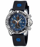 AP CHRONOGRAPH ALL PURPOSE QUARTZ DIVER BLUE_