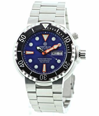 Sun Diver 2 1k Blue Sunray Dial