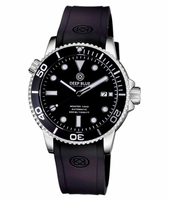MASTER 1000 AUTOMATIC – DIVER -ALL BLACK