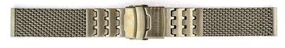 22, 24, 26mm Mesh Link Bracelet