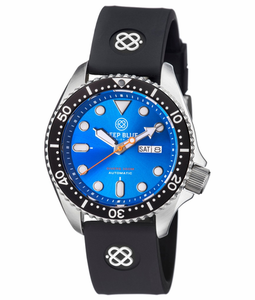 NATO DIVER 300 AUTOMATIC – SS DIVER BLACK BEZEL-LIGHT BLUE DIAL