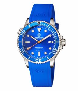 MASTER 1000 AUTOMATIC DIVER - BLUE BEZEL- BLUE DIAL