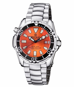 DEPTH STAR 3000 ORANGE AUTOMATIC