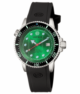 JUGGERNAUT IV SWISS AUTOMATIC DIVER GREEN