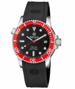 DIVER 1000 AUTOMATIC DIVER BLACK BEZEL BLACK MOTHER OF PEARL DIAL